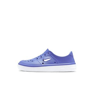 Nike Foam Force 1-sko til små børn
