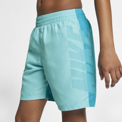 "Nike Rift Lap Big Kids' (Boys') 6"" Swim Trunks"