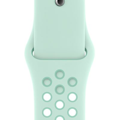 44mm Teal Tint/Tropical Twist Nike Sport Band (S/M and M/L)