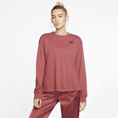 Nike Air Damestop met lange mouwen