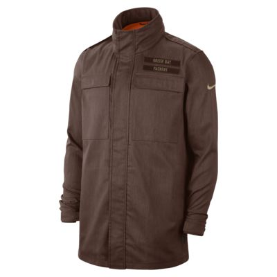 Nike Salute To Service (NFL Packers) Men's Jacket
