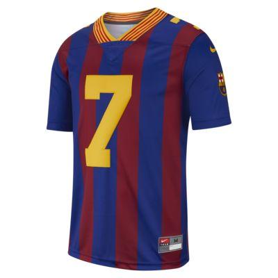巴萨 Limited Jersey男子美式橄榄球球衣