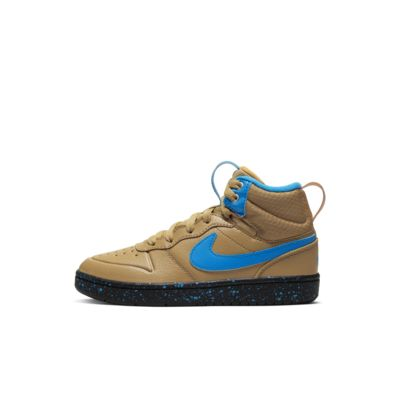 Nike Court Borough Mid 2 Little Kids' Boot
