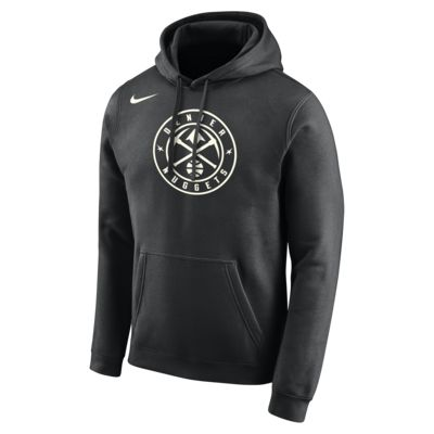 Denver Nuggets Nike Men's Logo NBA Hoodie