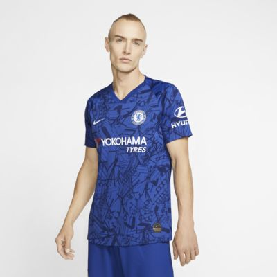 Camiseta de fútbol de local para hombre Vapor Match del Chelsea FC 2019/20