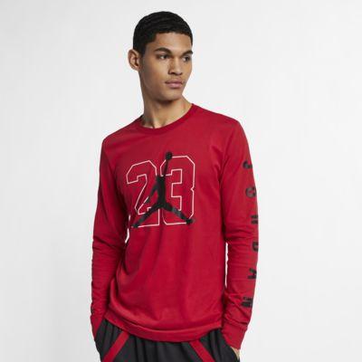 Jordan Men S Graphic Long Sleeve Basketball T Shirt Nike Com