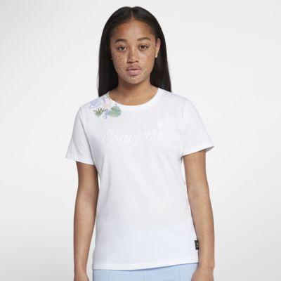 Converse Essentials Rib Print Women's T-Shirt