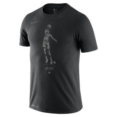 """เสื้อยืด NBA ผู้ชาย Kevin Durant Nike Dri-FIT """"MVP"""""""