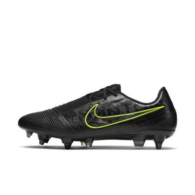Chaussure de football à crampons pour terrain gras Nike Phantom Venom Elite SG-Pro Anti-Clog Traction