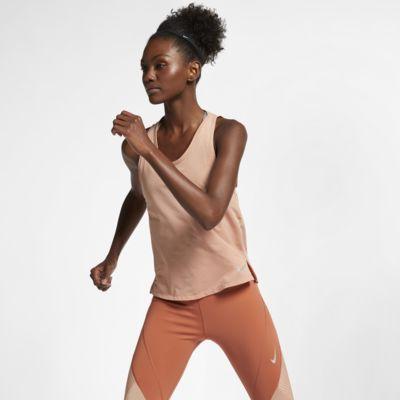 Löparlinne Nike Breathe Miler för kvinnor