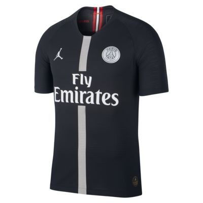 Camiseta de fútbol para hombre Paris Saint-Germain Vapor alternativa, temporada 2018/19