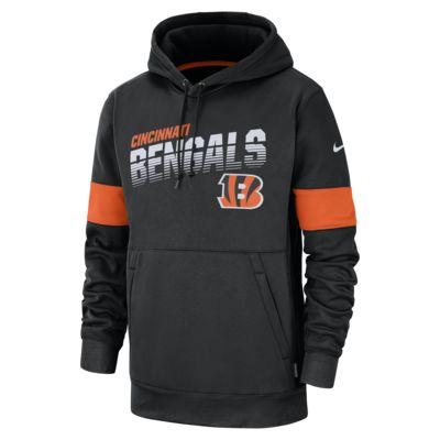 Nike Therma (NFL Bengals) Men's Hoodie