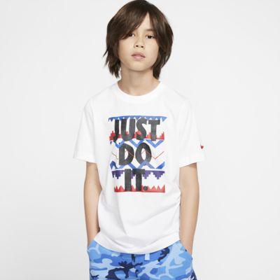 Nike Sportswear JDI大童(男孩)T恤