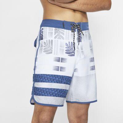 Hurley Phantom Sig Zane Maloulu Herren-Boardshorts (ca. 46 cm)