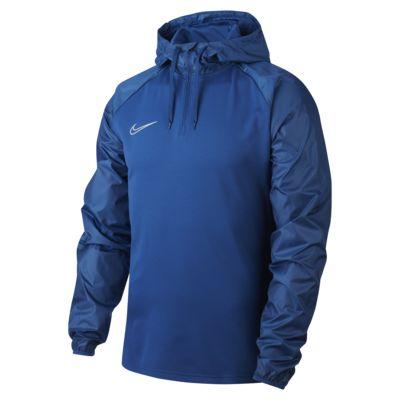 Prenda para la parte superior de entrenamiento de fútbol con capucha para hombre Nike Dri-FIT Repel Academy