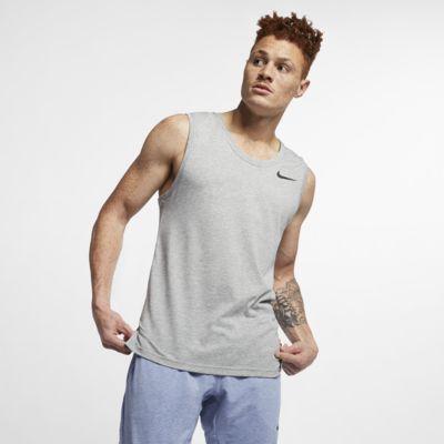 Camisola de treino sem mangas Nike Breathe para homem