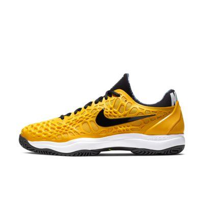 รองเท้าเทนนิสคอร์ทปูนผู้ชาย NikeCourt Zoom Cage 3