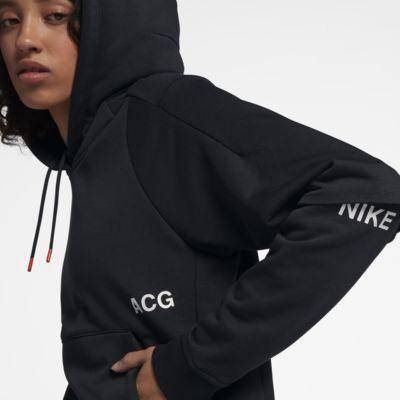 เสื้อมีฮู้ดผู้หญิงแบบสวม NikeLab ACG