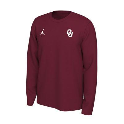 Jordan Legend (Oklahoma) Men's Long-Sleeve Logo T-Shirt