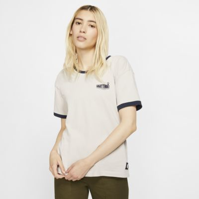 Tee-shirt coupe premium Hurley x Carhartt BFY Ringer pour Femme