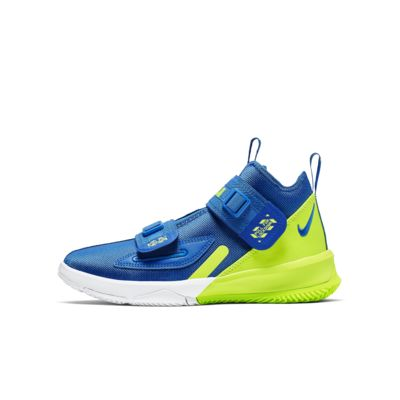 LeBron Soldier 13 Big Kids' Basketball Shoe