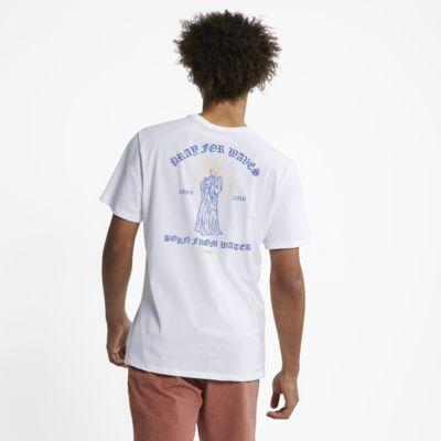 T-shirt Hurley Dri-FIT Pray For Waves para homem