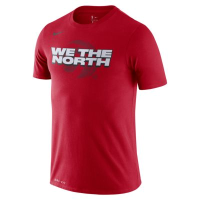Toronto Raptors Nike Dri-FIT Men's NBA T-Shirt