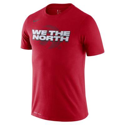 Toronto Raptors Nike Dri-FIT NBA-T-Shirt für Herren