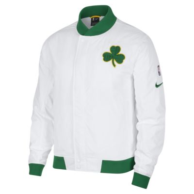 Chamarra de la NBA para hombre Boston Celtics Nike Courtside