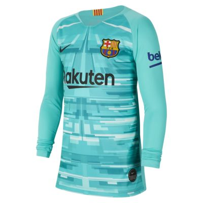 Maillot de football FC Barcelona 2019/20 Stadium Goalkeeper pour Enfant plus âgé
