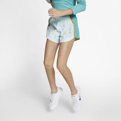 Nike Dri-FIT Run Hardloopshorts voor meisjes (8 cm)