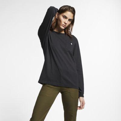 Hurley x Carhartt Women's Long-Sleeve Top