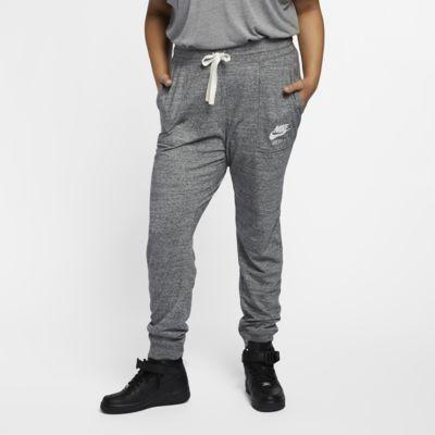 Nike Sportswear Gym Vintage Women's Pants (Plus Size)