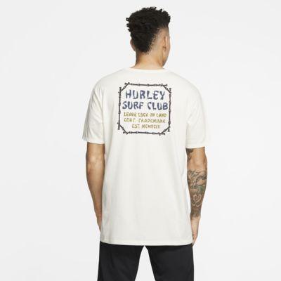 Hurley Premium Takeout Framed Men's Premium Fit T-Shirt