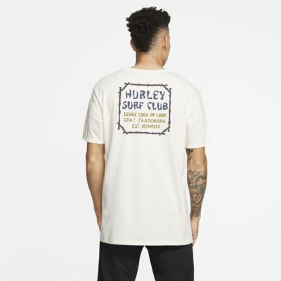 Tee-shirt coupe Premium Hurley Premium Takeout Framed pour Homme