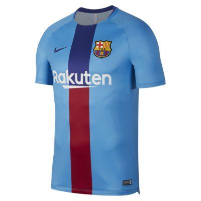 Nike Dri-FIT FC Barcelona Squad Samarreta estampada de màniga curta de futbol - Home