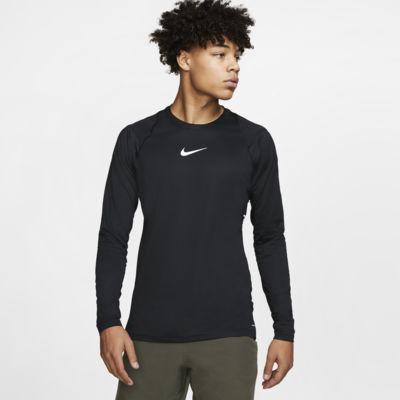 Haut à manches longues Nike Pro AeroAdapt pour Homme