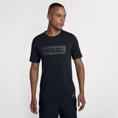 Nike F.C. Dri-FIT-fodbold-T-shirt til mænd