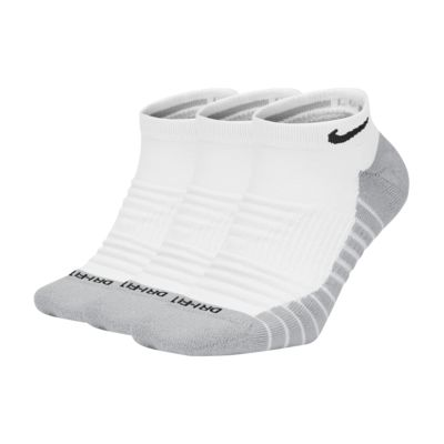 Nike Dry Cushion No-Show Training Socks (3 Pair)
