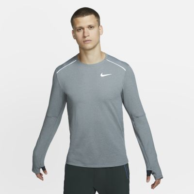 Maglia a girocollo da running Nike Element 3.0 - Uomo