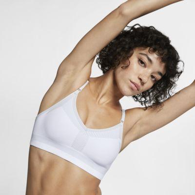 Brassière de sport à maintien normal Nike Flyknit Indy Tech Pack pour Femme