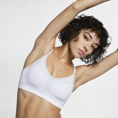 Nike Flyknit Indy Tech Pack Women's Medium-Support Sports Bra