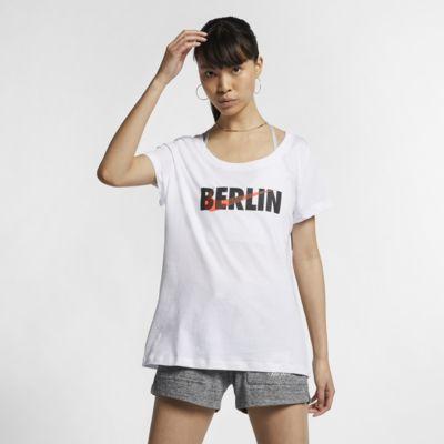 Nike Sportswear-T-shirt til kvinder