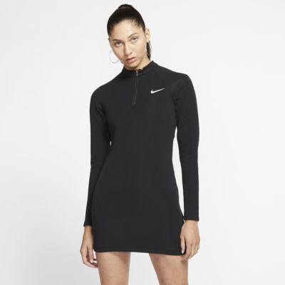 Långärmad klänning Nike Sportswear för kvinnor