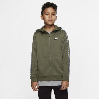 Nike Sportswear Older Kids' Full-Zip Hoodie