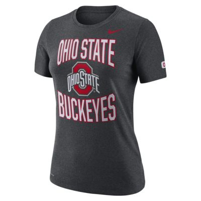 Nike College Dri-FIT (Ohio State) Women's T-Shirt
