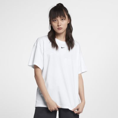 Prenda para la parte superior de manga corta para mujer Nike Sportswear Essential
