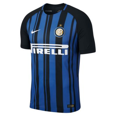 2017/18 Inter Milan Vapor Match Home Men's Football Shirt
