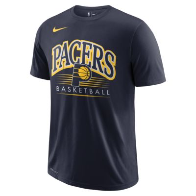 Indiana Pacers Nike Dri-FIT NBA-s férfipóló