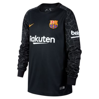 2017/2018 FC Barcelona Stadium Goalkeeper